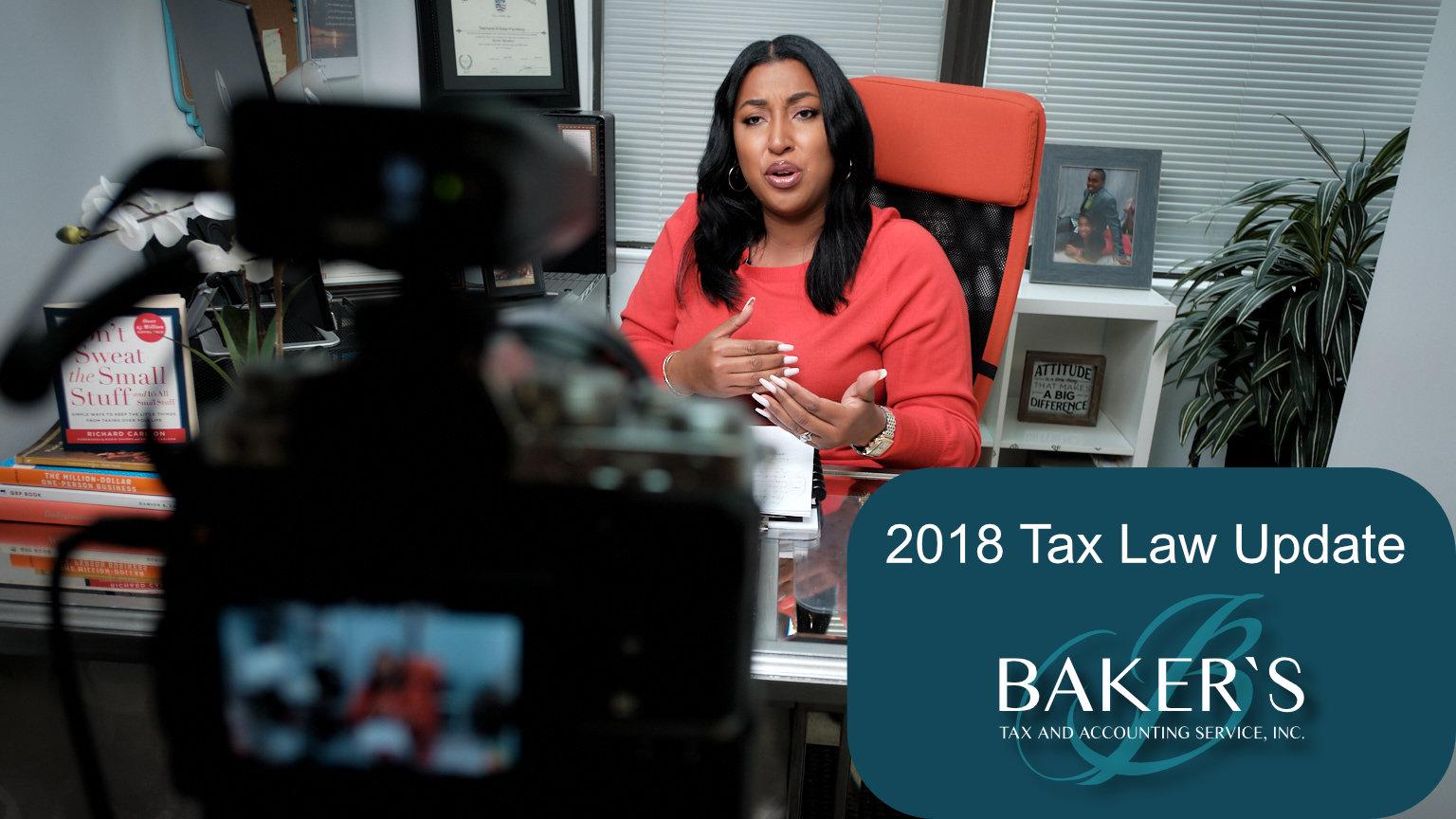 2018 Tax Law Update Thumbnail